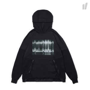 Guerrilla Group Alien Noise Hoodie ( BP-H2 / Black )