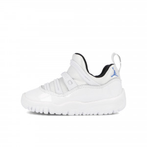 Air Jordan 11 Retro Little Flex TD ( BQ7102 117 )