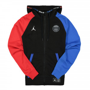 Paris Saint Germain x Air Jordan BC Fleece Full Zip ( BQ8346 011 )
