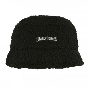 Wasted Paris Bucket Hat Sherpa ( Black )