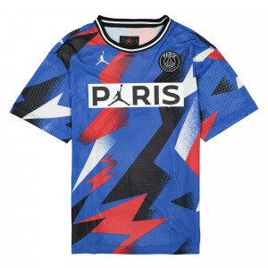 Paris Saint Germain x Air Jordan Mesh SS Top ( BV2026 445 )