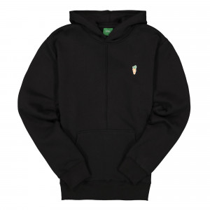 Carrots Signature Patch Hoodie ( CF19-SCHD / Black )