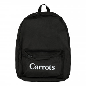Carrots Wordmark Backpack ( CF19-WMBP / Black )