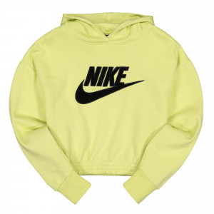 Nike Wmns NSW ICN CLSH Fleece Hoodie BB ( CJ2034 367 )