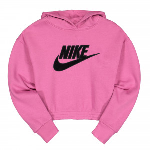 Nike Wmns NSW ICN CLSH Fleece Hoodie BB ( CJ2034 691 )