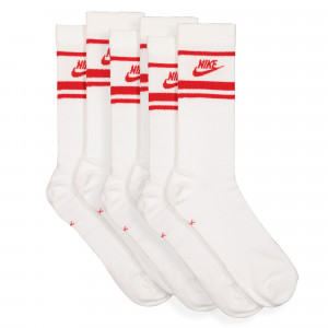 Nike Sportswear Essential Socks 3 Pack ( CQ0301 102 )
