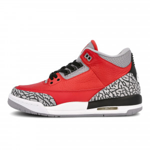 Air Jordan 3 Retro SE GS ( CQ0488 600 )