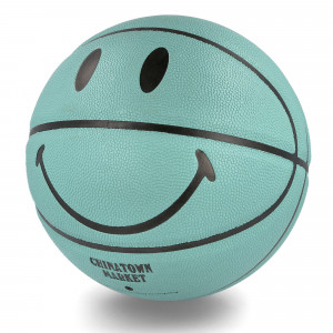 Chinatown Market Smiley Breakfast Basketball ( CTM260069 / 0872 / Teal )
