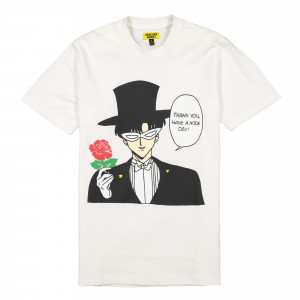 Chinatown Market Tuxedo Guy T-Shirt ( CTMJ-TGSS-W / White )