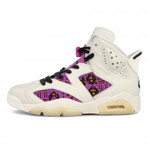 Air Jordan 6 Retro Quai 54 ( CZ4152 101 )