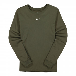 Nike Wmns NSW Tee Essential Long Sleeve lbr ( DC9833 325 )