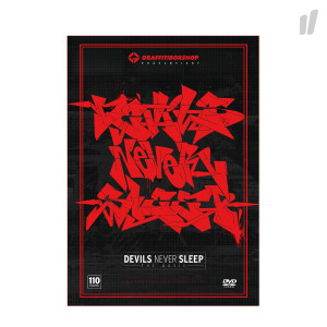 Devils Never Sleep – The Movie DVD