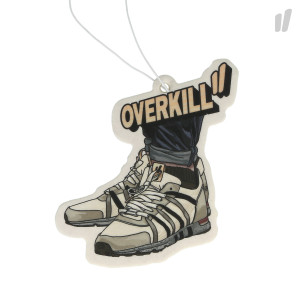Overkill Racing 93 Taxi Air Freshener