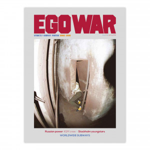 Egowar #18 - Strictly Subway Magazin