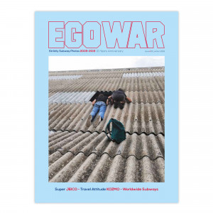 Egowar #20 - Strictly Subway Magazin