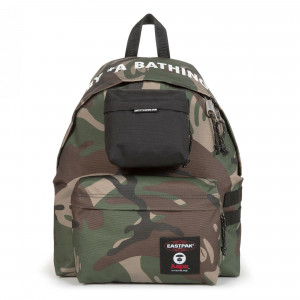 Aape x Eastpak Padded Bag ( EK10FB42 / Camo )