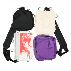 Raf Simons x Eastpak Pocketbag Loop ( EK39FB95 / Garden )