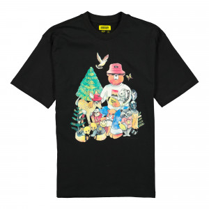 Chinatown Market Friends Tee ( F20-1990007 / 0001 / Black )