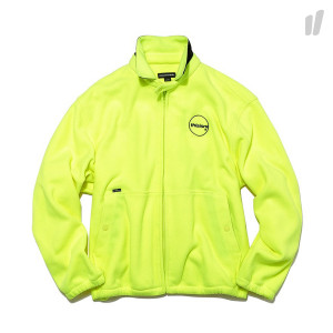 thisisneverthat Fleece Zip Jacket ( TN17FOW011NN / Neon )