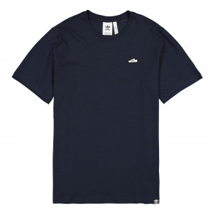 adidas SST Embroidered Tee ( FM3377 )