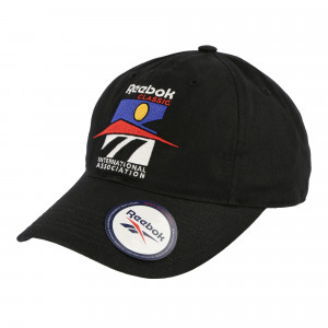 Reebok Classic Graphic International Association Baseball Cap ( FN3334 )