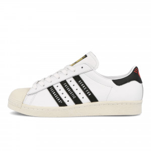 Pharrell Williams x adidas Superstars 80s Human Made ( FY0728 )