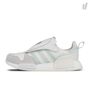 Never Made x Triple White x adidas Micropacer x R1 ( G28940 )