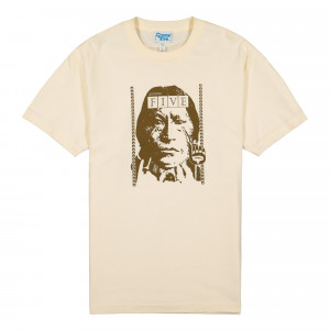 Gimme Five Cult Shortsleeve Tee ( G500051 / Natural )