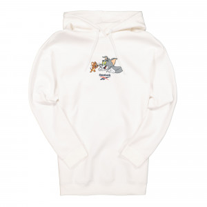 Tom & Jerry x Reebok Wmns Hooded Dress ( GJ0468 )