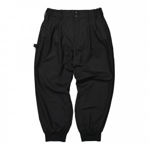 Y-3 Classic Refined Wool Cuff Pant ( GK4567 )