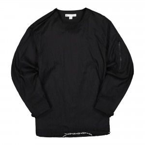 Y-3 CH3 Feather Nylon LS Tee ( GK4809 )