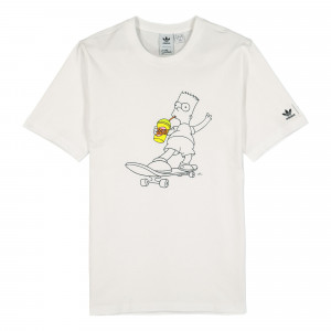 The Simpsons x adidas SQSH Tee ( HA5811 )