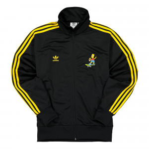 The Simpsons x adidas FB Track Top ( HA5814 )