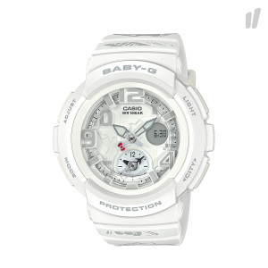Casio BABY-G x HELLO KITTY ( BGA-190KT-7B / White )