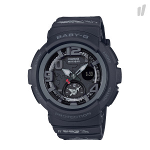 Casio BABY-G x HELLO KITTY ( BGA-190KT-1B / Black )