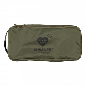 Human Made Travel Case Small ( HM19GD037 / Olive Drab )