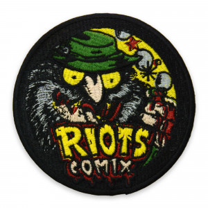 Riot 1394 Patch - Hobo Cannibal