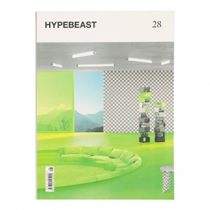 Hypebeast Magazine Issue 28: The Ignition Issue ( HBMI28 )