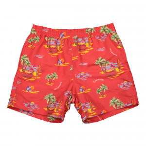 Carhartt WIP Drift Swim Trunks ( I015812.0BD.00.03 / Etna Red )