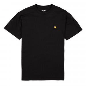 Carhartt WIP S/S Chase T-Shirt ( I026391.89.90.03 / Black )