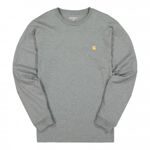 Carhartt WIP L/S Chase T-Shirt ( I026392.ZM.90.03 )