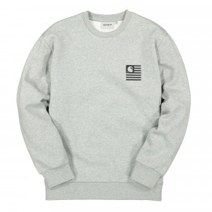 Carhartt WIP Incognito Sweat ( I027136.V6.00.03 / Grey Heather )