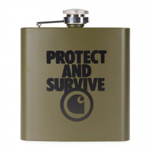Carhartt WIP Protect Survive Whiskey Flash ( I027448.63.00.06 / Cypress )