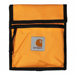Carhartt WIP Delta Neck Pouch ( I027537.09G.00.06 / Orange )