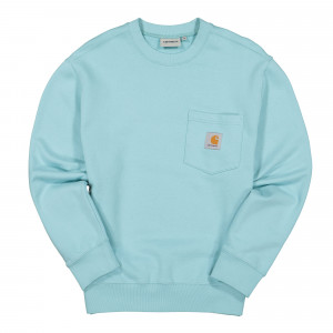 Carhartt WIP Pocket Sweat ( I027681.08K.00.03 / Window )