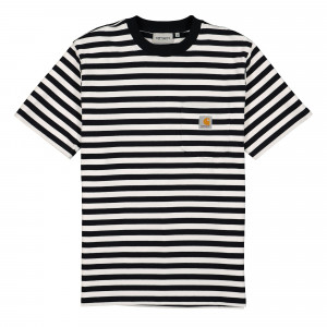 Carhartt WIP S/S Scotty Pocket T-Shirt ( I027732.1C.1A.03 / Stripe )