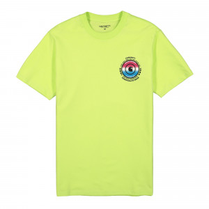 Carhartt WIP S/S Worldwide T-Shirt ( I027758.09E.00.03 / Lime )
