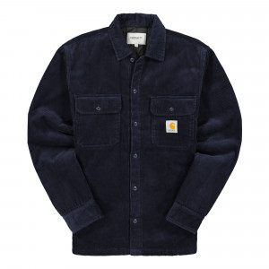 Carhartt WIP Whitsome Shirt Jacket ( I028827.1C.00.03 / Dark Navy )