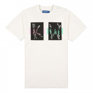 Know Wave Branches Tee ( KSP-1939-A / White )