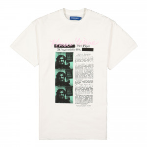 Know Wave Pied Piper Tee ( KSP-1945-A / White )